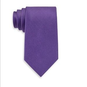 Michael Kors Purple Tie